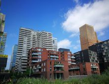 Apartment Gustav Mahlerlaan in Amsterdam