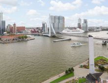Appartement Boompjes in Rotterdam