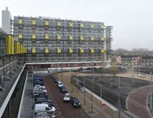 Kamer Dijkgraafplein in Amsterdam