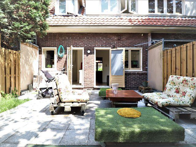 For rent: House Amsterdam Ploegstraat