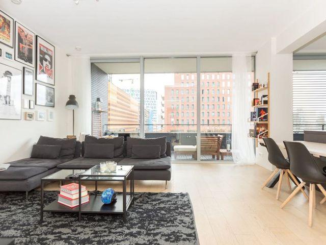For rent: Apartment Amsterdam George Gershwinlaan