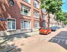 Apartment Sourystraat in Rotterdam