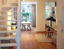 Appartement Eerste Helmersstraat in Amsterdam