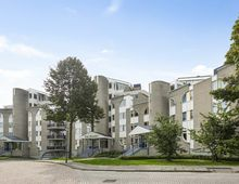 Appartement Van Someren-Downerlaan in Oosterhout (NB)