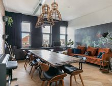 Apartment Lauriergracht in Amsterdam