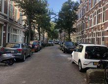 Apartment Obrechtstraat in Den Haag