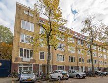 Apartment Stuyvesantstraat in Amsterdam
