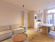Appartement Noorderdwarsstraat in Amsterdam