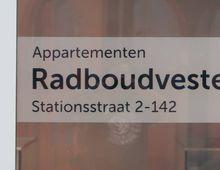 Appartement Stationsstraat in Utrecht