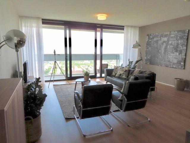 For rent: Apartment Den Haag Anna van Buerenplein