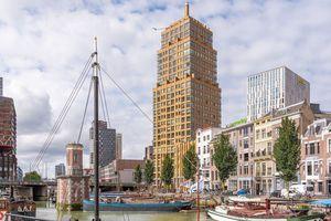 Te huur: Appartement Rotterdam Wijnhaven
