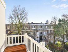 Appartement Borssenburgstraat in Amsterdam
