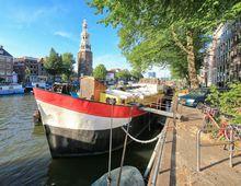 Huurwoning Oudeschans in Amsterdam
