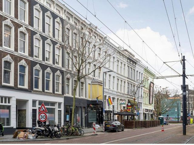 For rent: Apartment Rotterdam Van Oldenbarneveltstraat