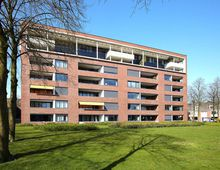 Appartement Graaf Hendrik III plein in Breda