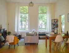 Appartement Maliebaan in Utrecht
