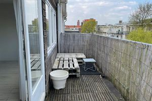 For rent: Apartment Amsterdam Orteliusstraat