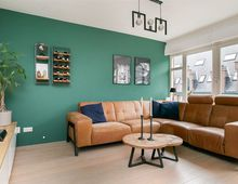 Appartement Camperstraat in Amsterdam