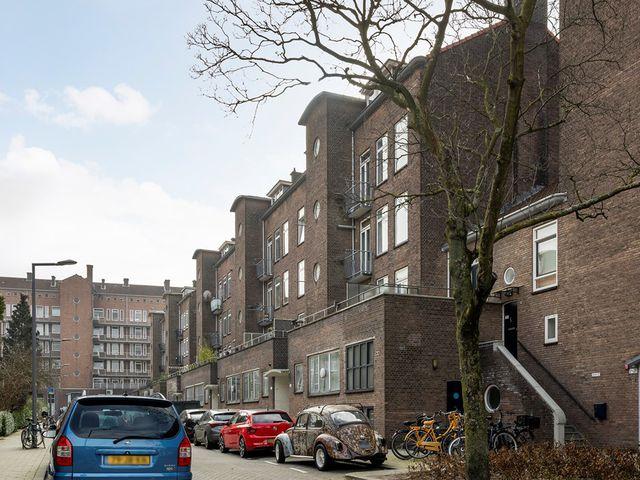 For rent: Apartment Rotterdam Leopoldstraat