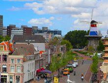 Appartement Turfmarkt in Leiden