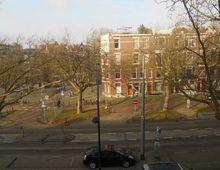 Appartement Mathenesserlaan in Rotterdam