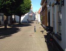 Apartment Moeregrebstraat in Bergen op Zoom